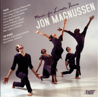 Jon Magnussen: Music for Limón Dances CD Cover